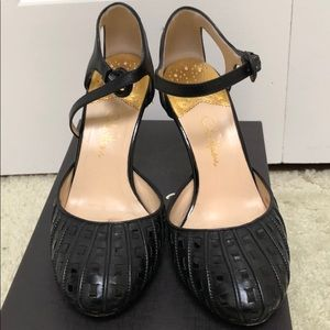 Cole Haan black Mary Janes